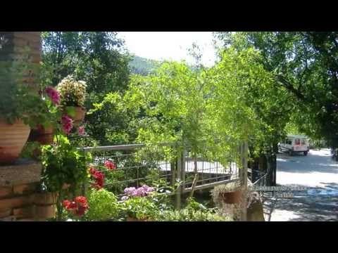 Restaurante El Ponton Cuevas del Valle Piscina Natural - YouTube