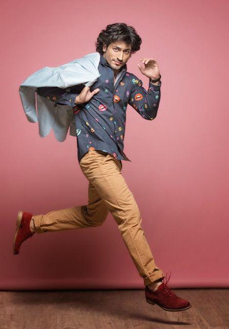 Vidyut Jamwal on cover of Cosmopolitan - OMG VJ I love you