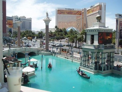 Saving Money In Vegas - Movie Star Weekend for Cheap