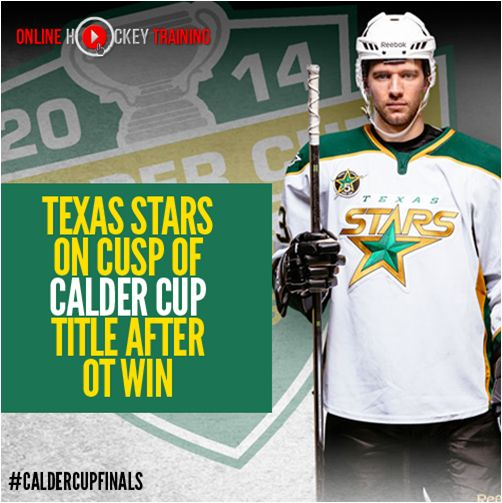 Travis Morin scored 2:24 into overtime and the Texas Stars rallied for a 4-3 victory against the St. John's IceCaps in Game 4 of the #CalderCupFinals at Mile One Centre on Monday.