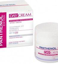 Panthenol Extra Day Cream Κρέμα Ημέρας Spf 15 50ml ΔΩΡΟ Καθαριστικό Προσώπου 150ml