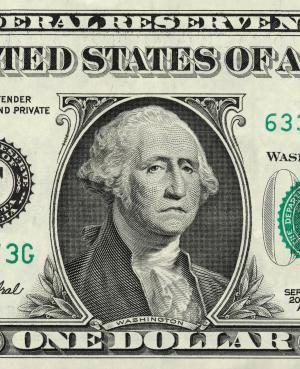 12 formas de detectar inmediatamente los billetes de dólar falsos: Los billetes de $1 y de $2 son los que menos medidas de seguridad tienen.