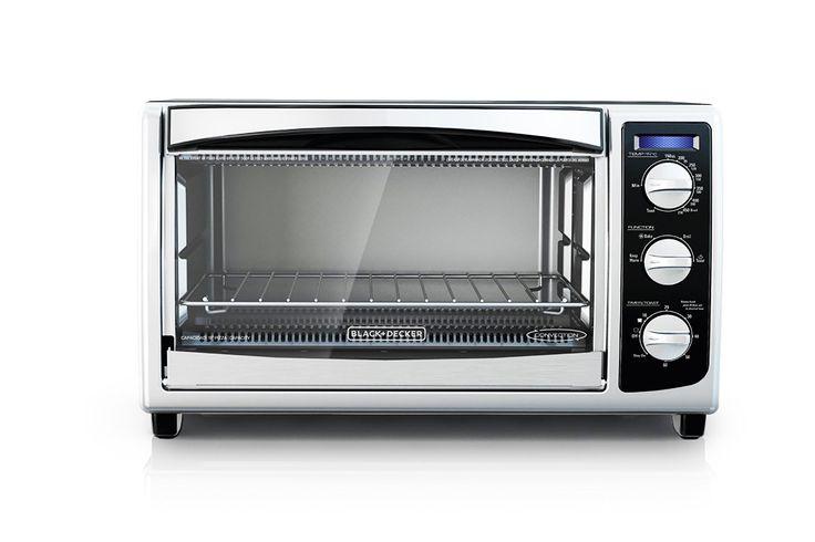 Toaster Oven On Quartz Countertop : Toaster Oven - Convection Countertop: 14% Off - http://chefcousin.com ...