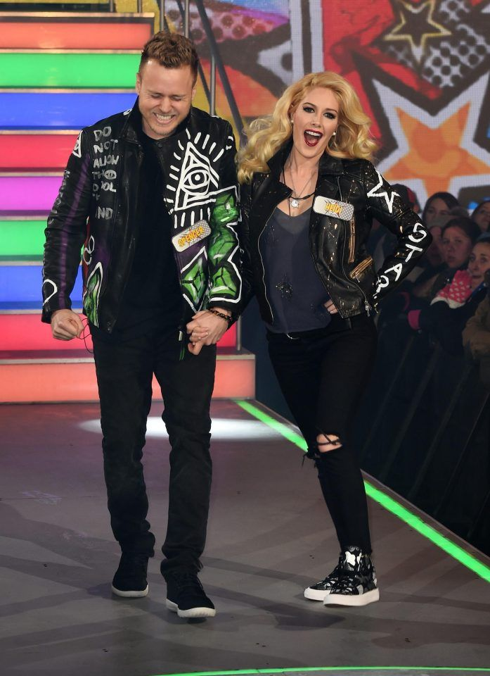 Celebrity Big Brothers Spencer Pratt and Heidi Montag commissioned Illuminati jackets to bring them luck in the house