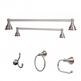 37 Best Bathroom Accessory Sets Images On Pinterest Bathroom Accessories Sets Chrome Finish