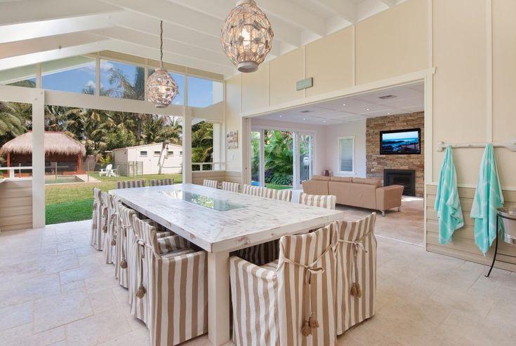 Seamless indoor - outdoor living
