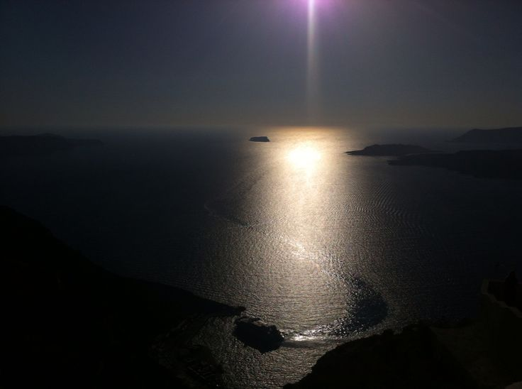 Absolutely perfect Santorini View from Oia