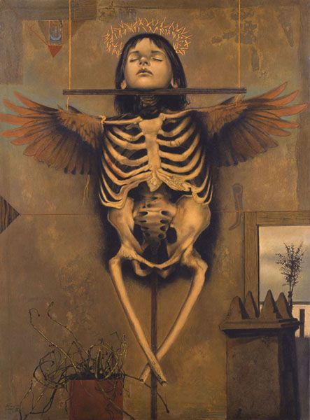 Arturo Rivera - Pintor mexicano