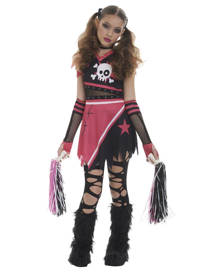 Pictures of zombie cheerleaders