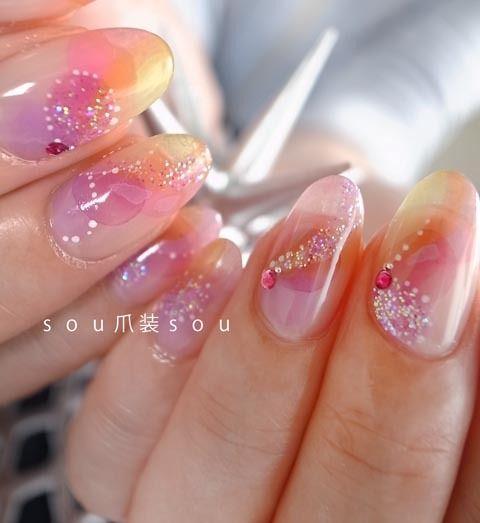「冥王星~プルート~」の画像|nail salon 爪装 ~sou-… |Ameba (アメーバ)