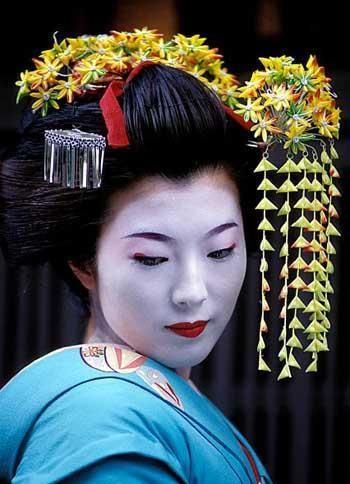 Национальный костюм японка мужчины