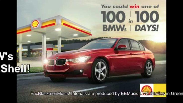 Win 1 of 100 2016 BMW 3201's Giveaway From Shell Oil! HotWheelz 4 U
