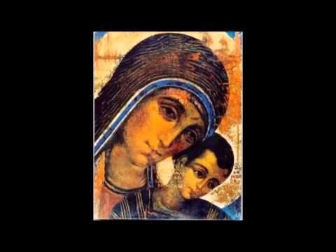 María, Madre del Camino Ardiente (Kiko Arguello)