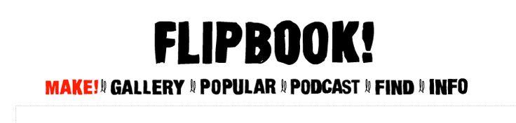 FlipBook! Animation creator