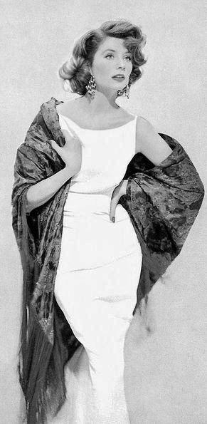 Suzy Parker, 1950s