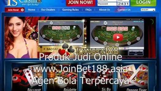 ▶ Judi Online Indonesia Terpercaya Joinasia - Video Dailymotion