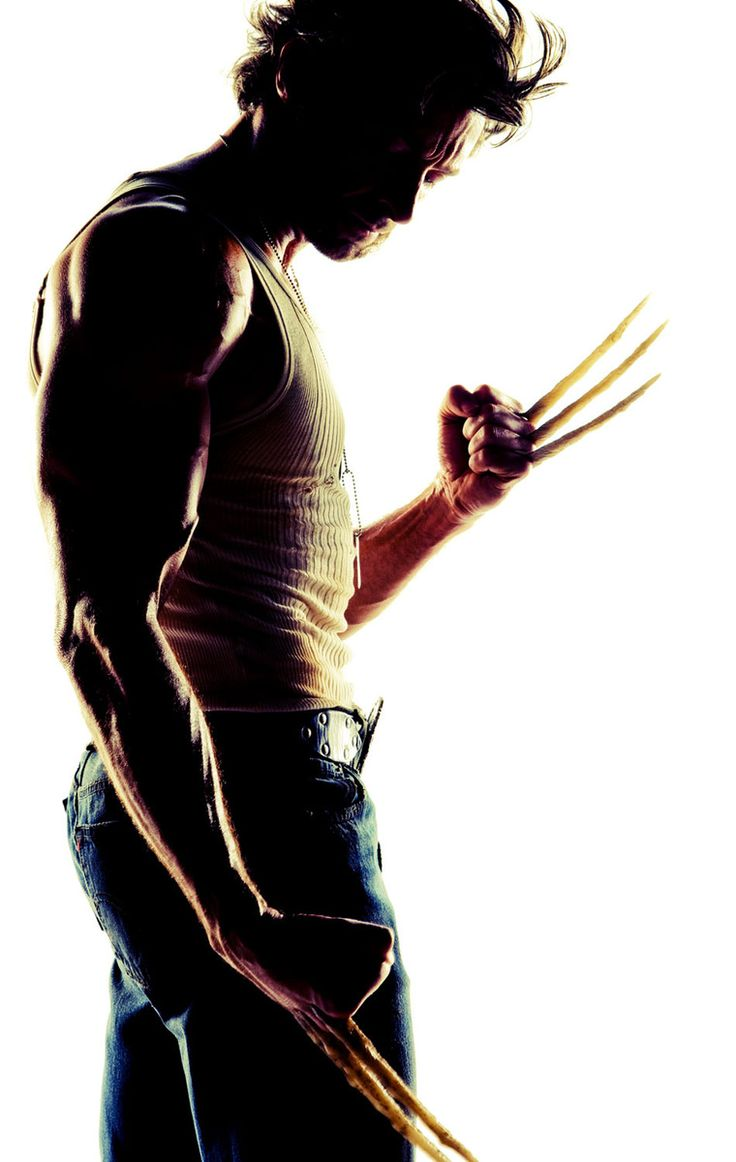 Hugh Jackman as  Logan / Wolverine in 'X-men Origins:  Wolverine.'