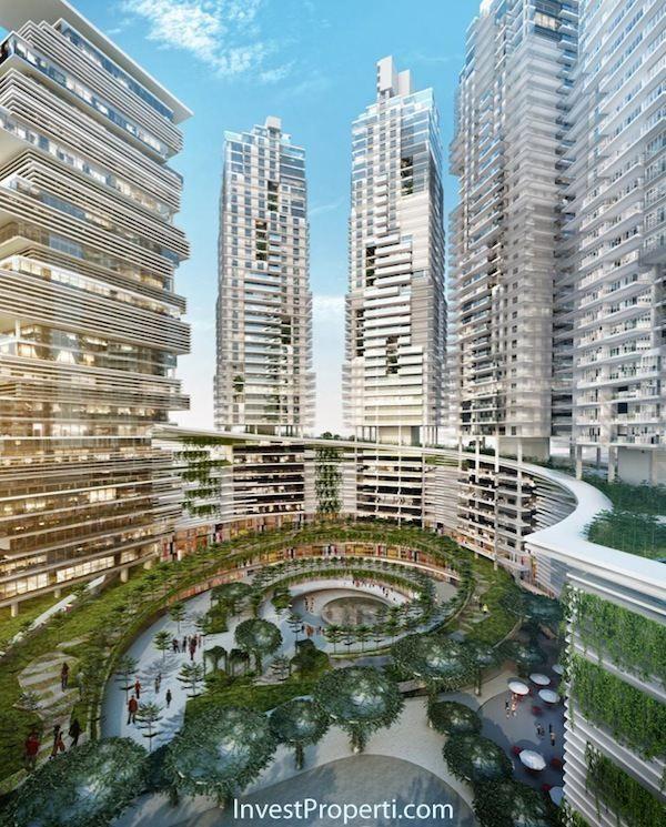 Apartemen K2 Park Gading Serpong