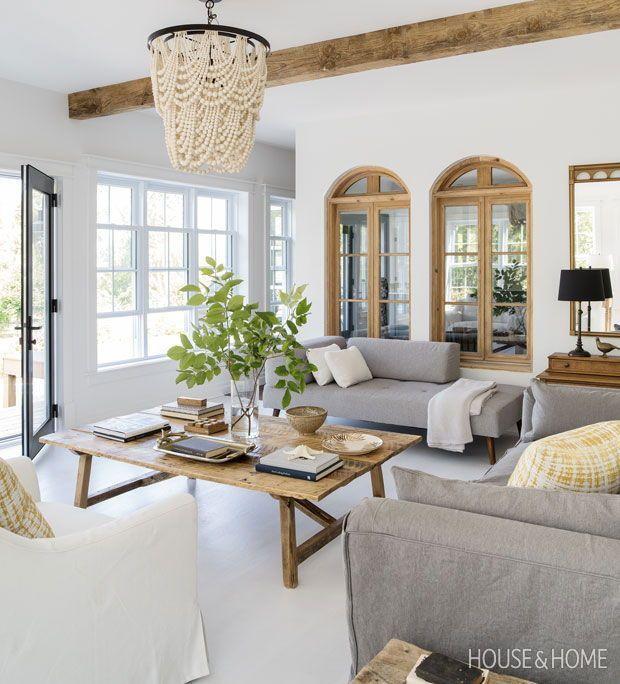 Stimmen Sie für das beste Wohnzimmer von House & Home im Jahr 2018!
