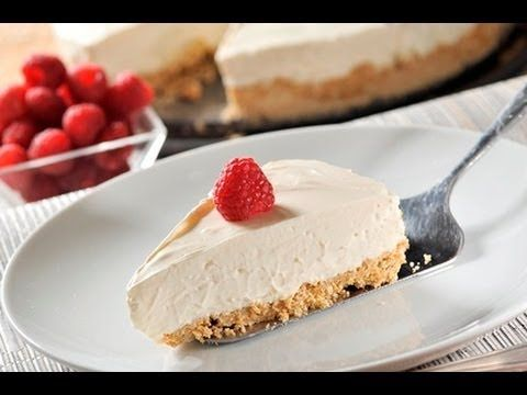 ▶ Pay de queso sin hornear - Unbaked Cheesecake - YouTube