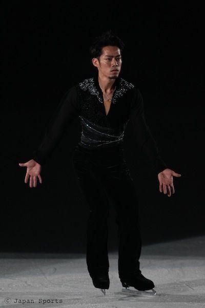 高橋大輔 Daisuke Takahashi   FOI 2011