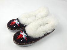 Image result for polish sheepskin slippers uk