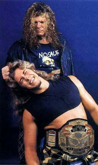 RAVEN & STEVIE RICHARDS!