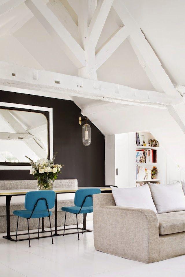 Visit | Sarah Lavoine's new Paris apartment