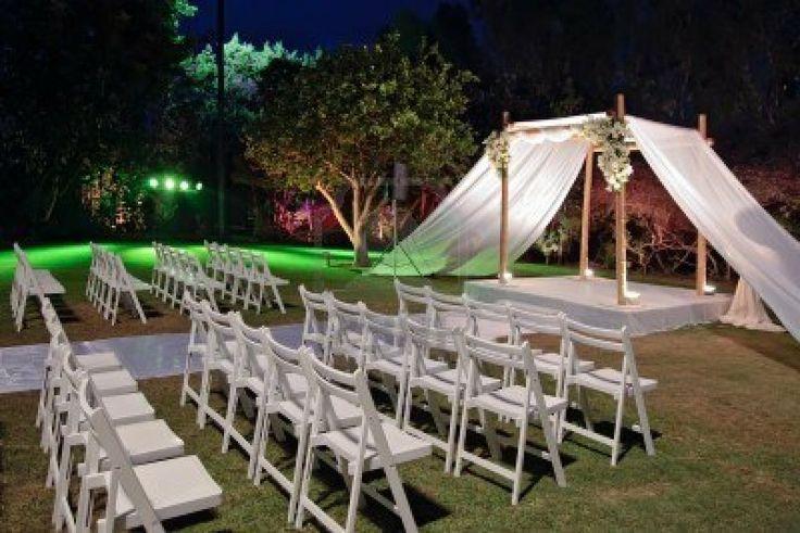 Jewish traditions wedding ceremony Wedding canopy chuppah or huppah Stock Photo - 12925700