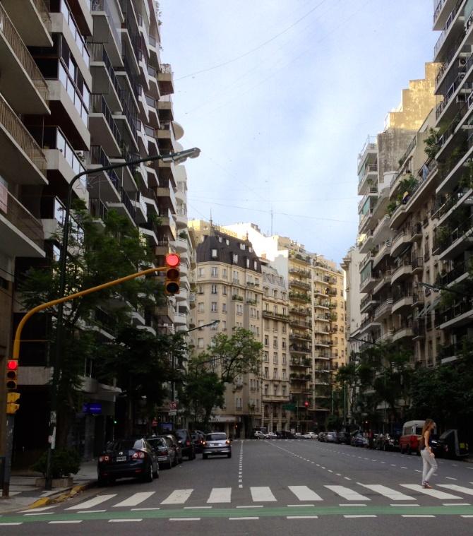 Av. Callao. Recoleta, Buenos Aires.