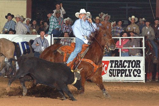 George Strait: Team Roper  King George! He is one of the greats.