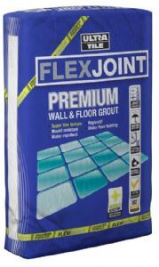 """Flexjoint Premium - Flexible grout for underfloor heating. Or for use in a tiny home so you can put tile in the home... Should use smaller tiles tho, not 12""""x12"""" tiles..."""