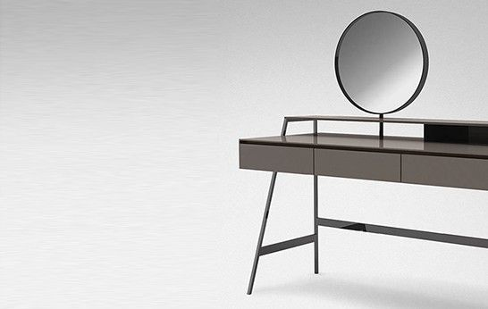 Minimalist Dressing Tables: Hospitality Trend - 3rings