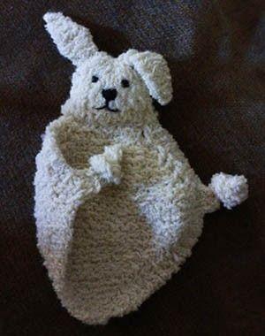 Cuddly Bunny Pattern (Knit)