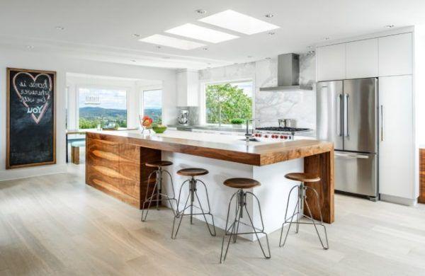 Modern Kitchen Design Trends 2018-2019: Best Decorating ...