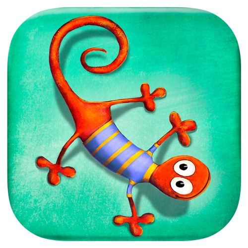 RITA, LA LAGARTIJA - RITA, THE LIZARD app **Awarded with Mention in Bologna Ragazzi Digital Award 2013** **Best Book Apps 2012 - Kirkus Reviews** **Editor's Choice Award 2013 - Children's Technology Review** **Awarded with a Kirkus Star** **Editor's Favorite - Appysmarts** **Editor's Choice - Apps on Taps** **Selected Kids' App Roundup November - PadGadget** AppStore: https://itunes.apple.com/app/rita-la-lagartija/id568650448?l=es&mt=8 VIDEO TRAILER: http://ow.ly/eojsJ