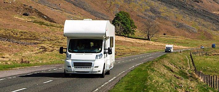 Motorhome Hire Scotland - Open Road Scotland