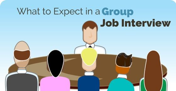 Things to #expect in #group #job #interview