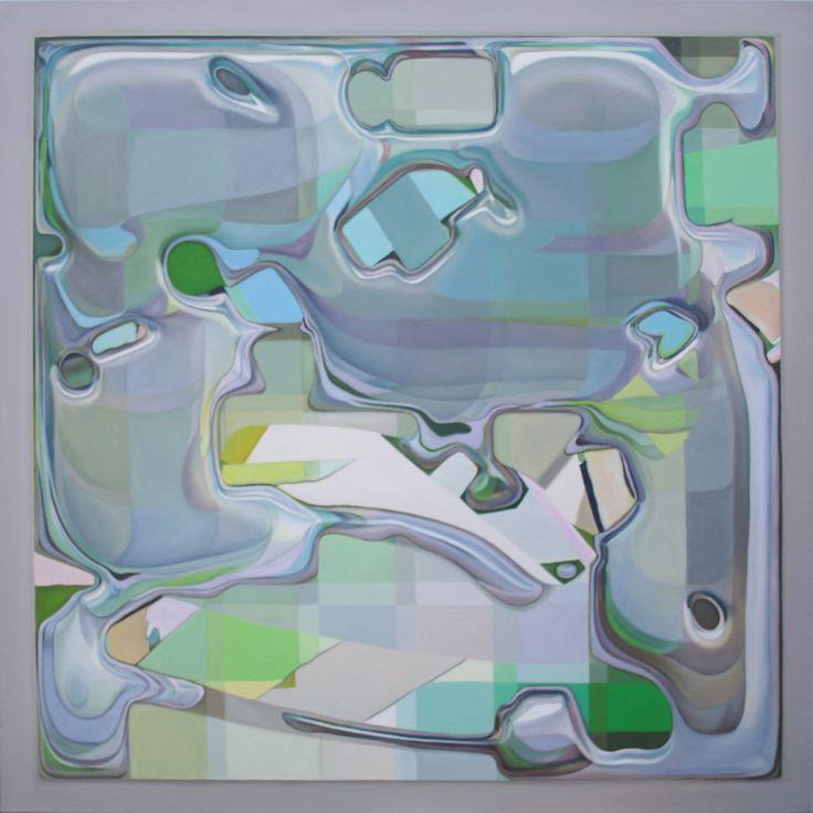 Mondrian Drowning