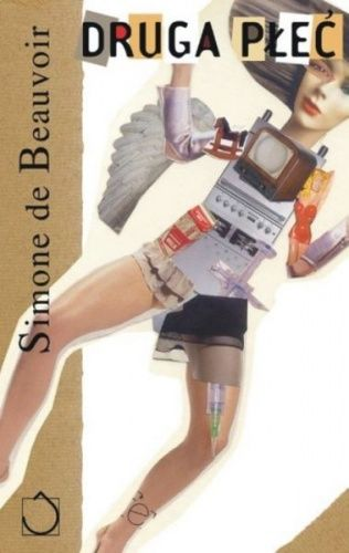 Okładka książki Druga płeć