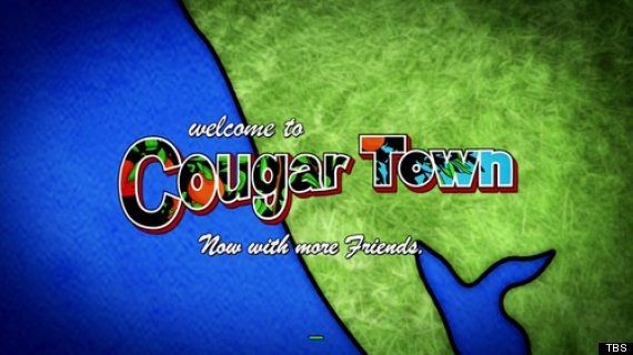 See All The Friends Nods In This Weeks Cougar Town