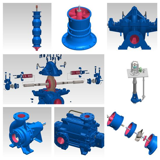How Are Sea Water Pumps Efficient  Sea Water Pumps is that efficacious device widely utilized to transfer or circulate seawater for various major applications