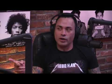 Joe Rogan & Co on Nazi Germans, Adolf Hitler and Joey Diaz