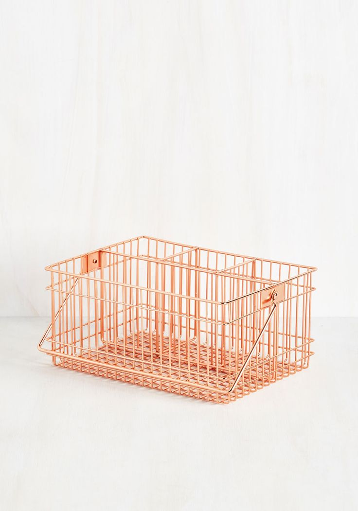 Roll the Spice Caddy. Thanks to the creative risk-taker in you, your eye is caught by this copper kitchen accessory! #copper #modcloth