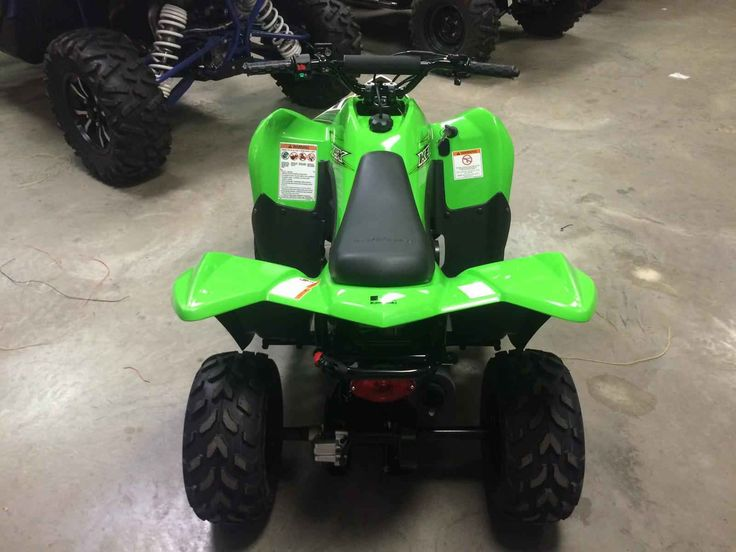 "New 2017 Kawasaki KFX 50 KFX50 KSF50BHF ATVs For Sale in Illinois. 2017 KAWASAKI KFX 50 KFX50 KSF50BHF, Contact our Sales Department today , or Toll Free , or view our entire inventory , Street & Off-road Motorcycles, TERYX, Mule and Mule Pro Side-by-Sides, and Jet Ski Watercraft. If you don't see it listed, give us a call and we will get you your low ""Out-The-Door"" price!"
