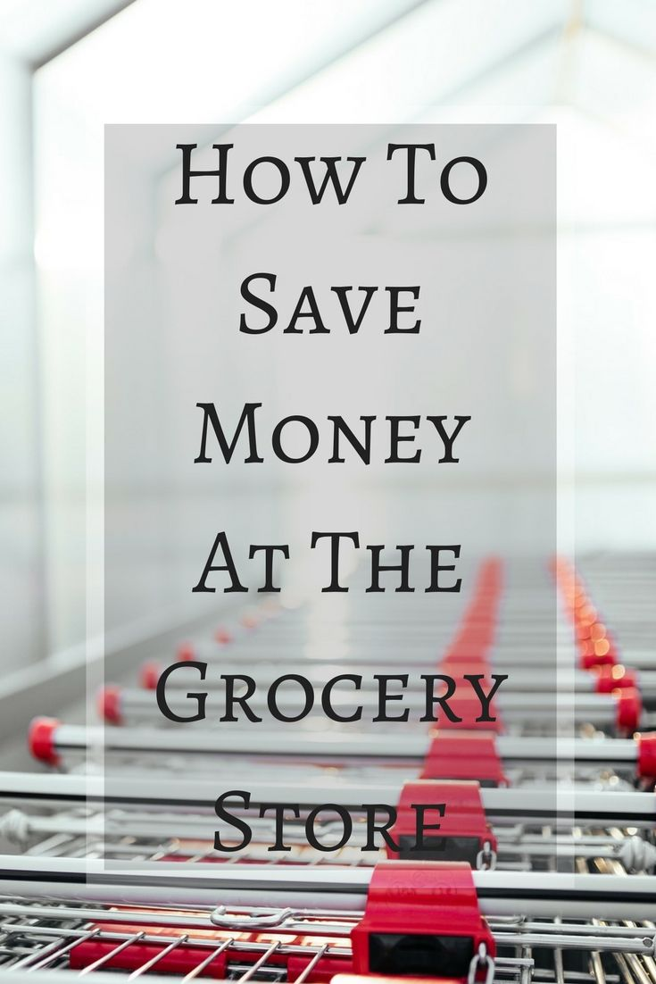 In this post, I will give you a few tips and tricks on how to save money at the grocery store. Tricks that I've tried myself and people I know.