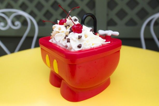 Home is Where the Mouse is: 10 Best Magic Kingdom Snacks