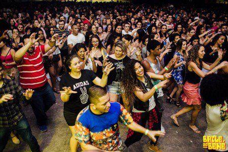 Baile do Bené retorna com a velha guarda do funk carioca