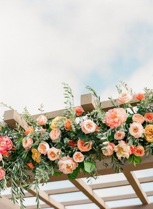 AN INTERTWINED EVENT: COASTAL AND RUSTIC WEDDING AT TERRANEA RESORT