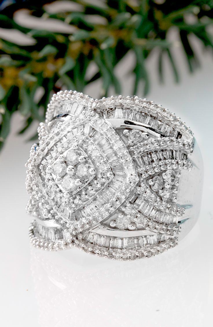 Prepare Yourself Because With A Diamond Ring Like